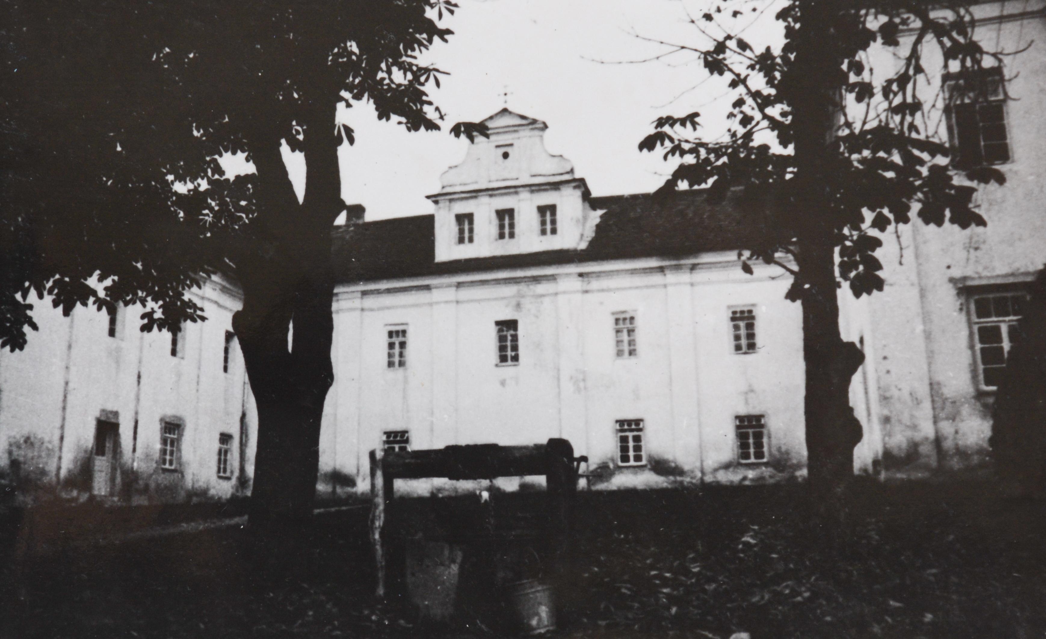 Vienuolyno kiemas apie 1939 m