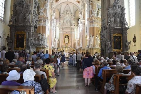 iluvos bazilika konferencijos metu V Judicko nuotr