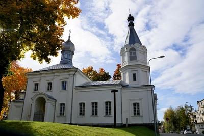 Raseinių cerkvė