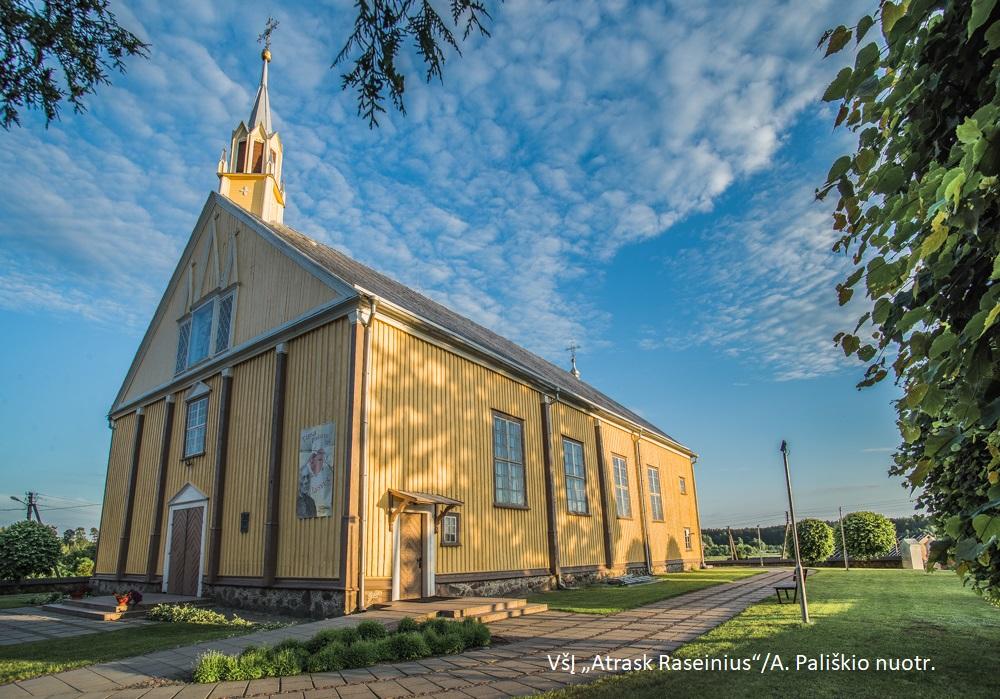 Viduklės bažnyčia