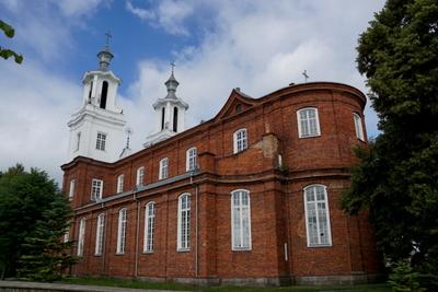 rsz 21 ariogalos bažnyčia
