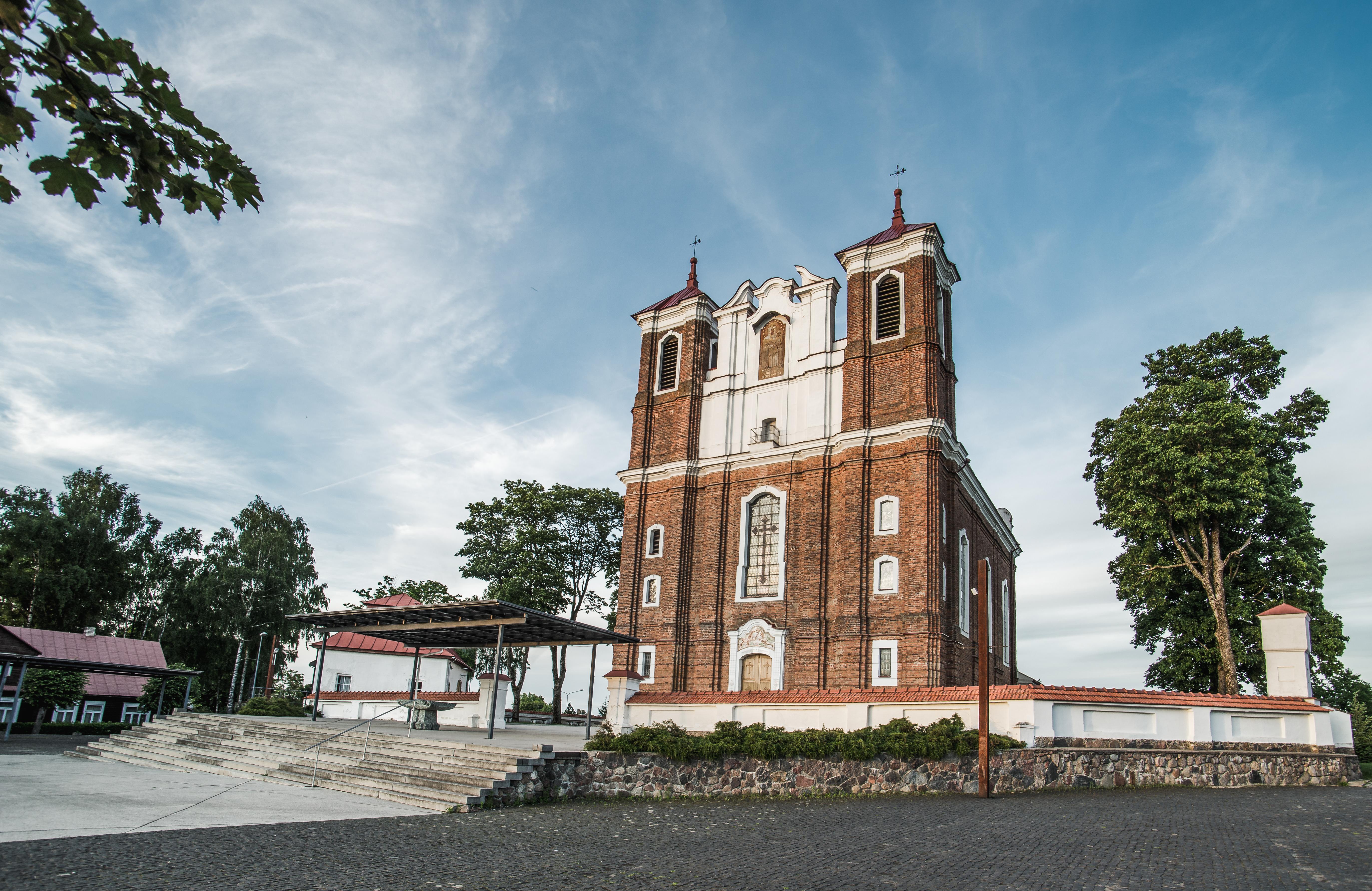 iluvos bazilika A. Pališkio nuotr.