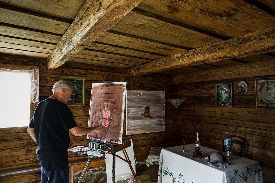 Siluvos meno bienale. FOto Sigito Gudaičio